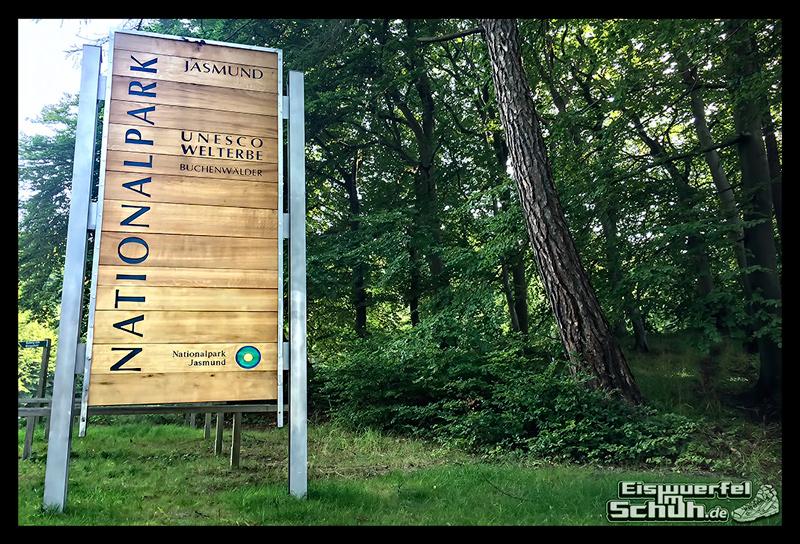 EISWUERFELISCHUH – Ruegen Koenigsstuhl Wald Küste Nationalpark Laufgeschichte (0)