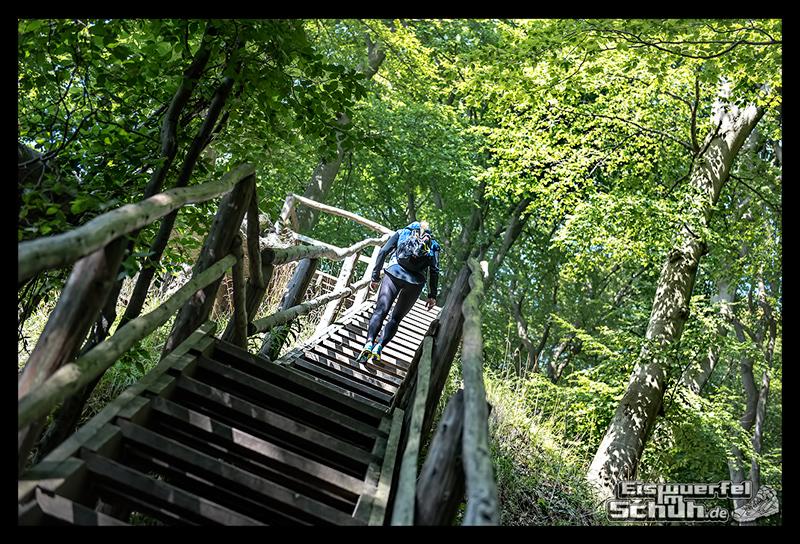 EISWUERFELISCHUH – Ruegen Koenigsstuhl Wald Küste Nationalpark Laufgeschichte (15)