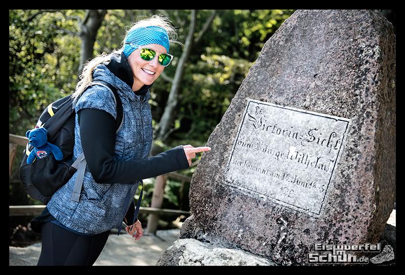 EISWUERFELISCHUH – Ruegen Koenigsstuhl Wald Küste Nationalpark Laufgeschichte (25)