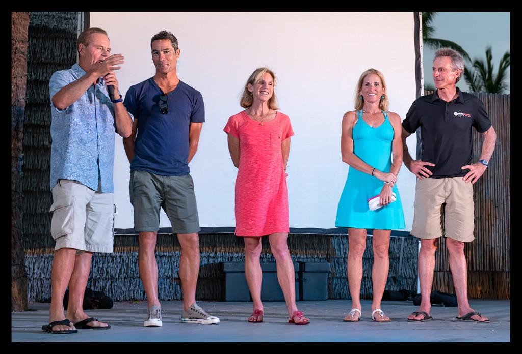 Ironman World Championship Heroes of Hawaii Athletentreffen