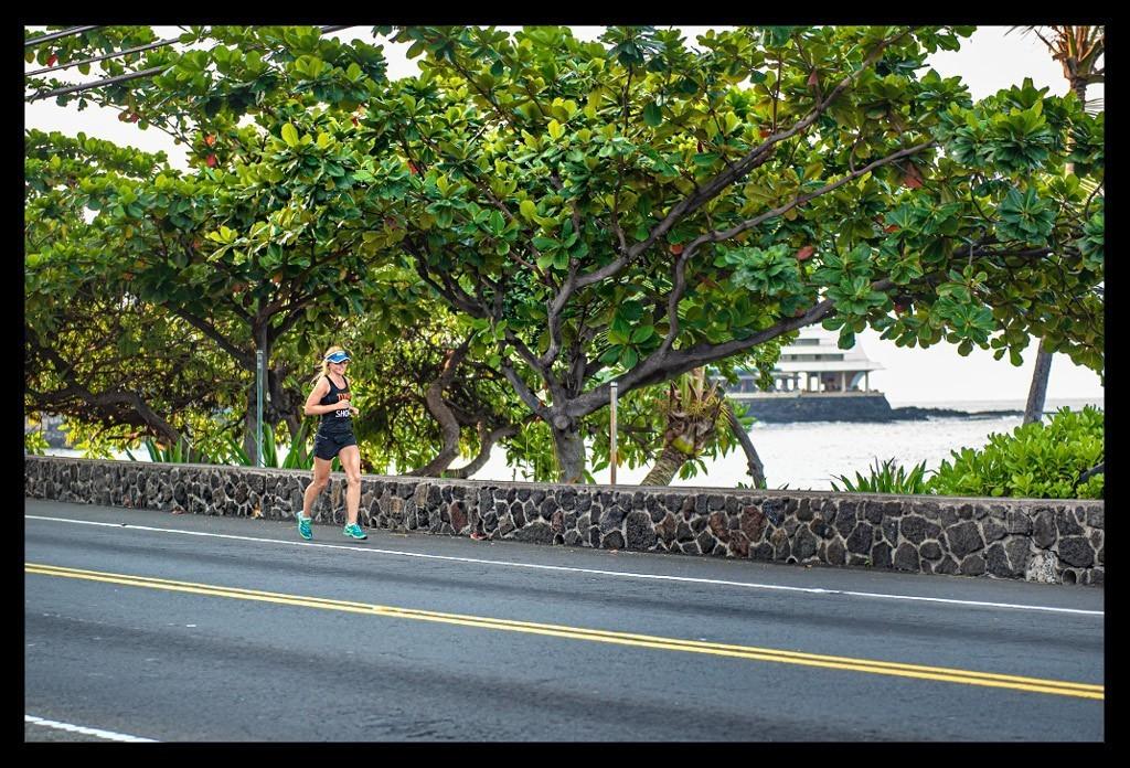 Big Island Hawaii Kona Reiseblog Laufen