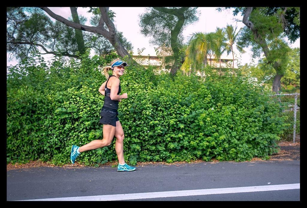 Big Island Hawaii Kona Reiseblog Triathlon Lauftraining