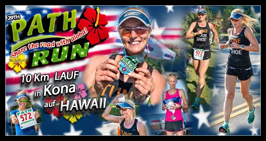 Hawaii - Big Island 10k Path Run
