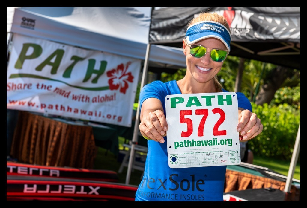 Startnummer Hawaii - Big Island 10k Path Run