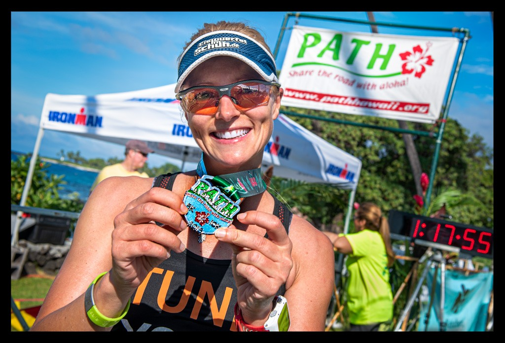 Medaille Hawaii - Big Island 10k Path Run