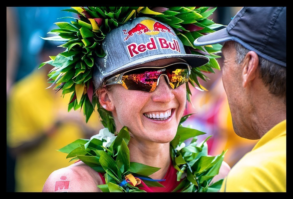 Ironman Weltmeisterin Daniela Ryf