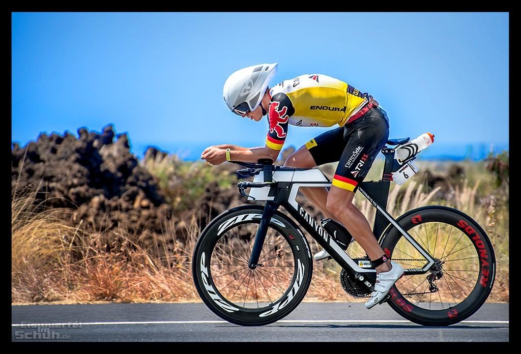 Nils Frommhold Ironman Kona Hawaii Radstrecke