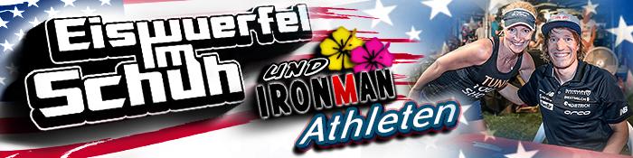 EISWUERFELIMSCHUH - Hawaii IRONMAN 2015 Athelten Banner Header