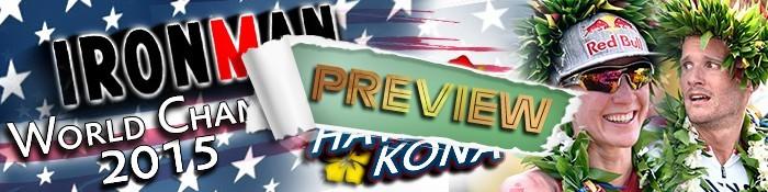 EISWUERFELIMSCHUH - IRONMAN CHAMPIONSHIP HAWAII KONA 2015 Pre Report Banner Header