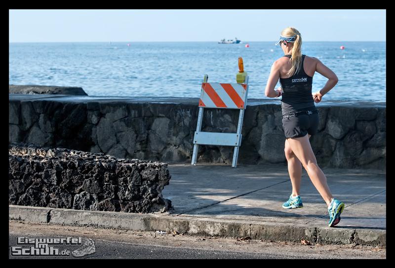 EISWUERFELIMSCHUH – Laufgeschichten IRONMAN Die Bucht Von Kona 27