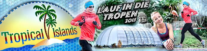EISWUERFELIMSCHUH - Lauf Tropen Tropical Islands 2015 Banner Header