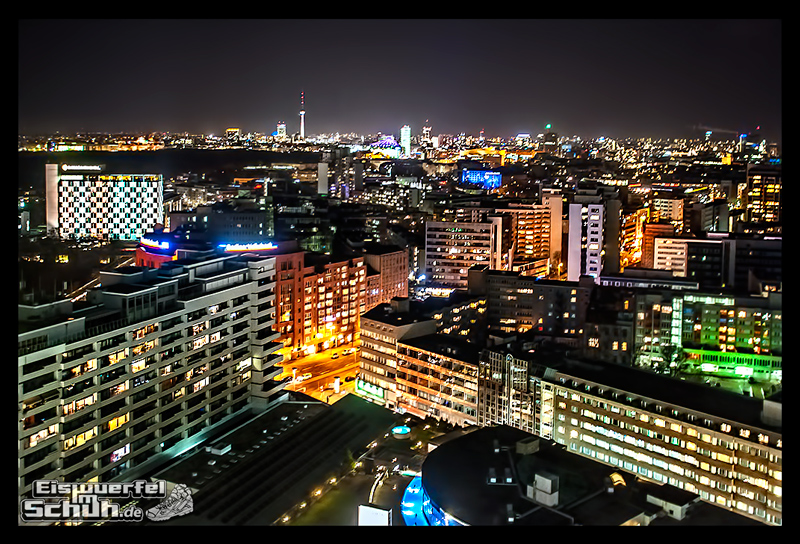 EISWUERFELIMSCHUH - Nacht Lauf 1 Stadt Night Run City Berlin Mizuno Salming Garmin (2)