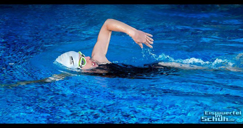 Schwimmgeschichten: Drei Läufe, zwei Schwimmbäder – was für ein Morgen!