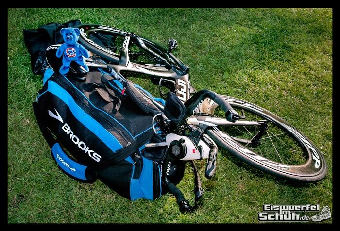 EISWUERFELIMSCHUH – Der Baer ist der KING – Gluecksbringer Triathlon (1)