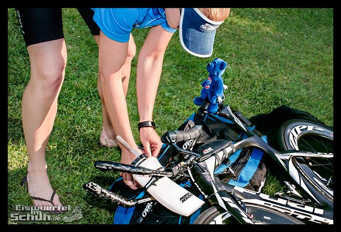 EISWUERFELIMSCHUH – Der Baer ist der KING – Gluecksbringer Triathlon (2)