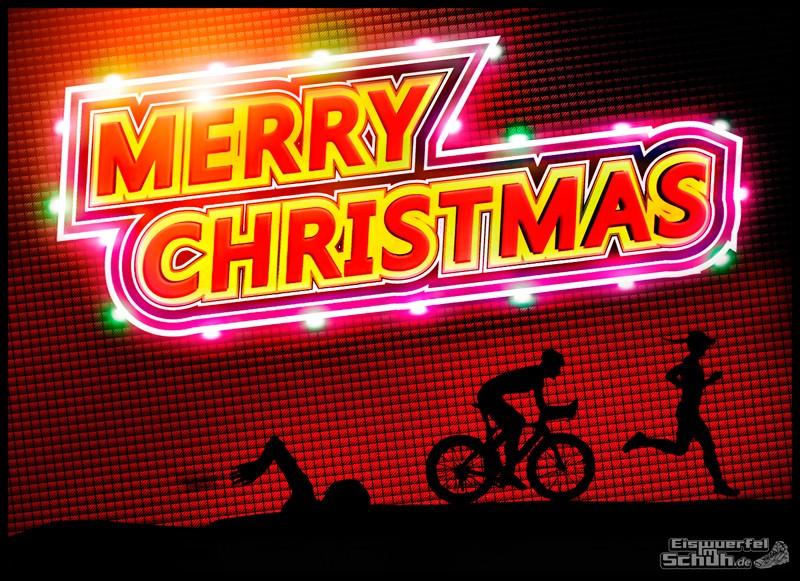 EISWUERFELIMSCHUH Wuenscht Froehliche Weihnachten 2015 Merry Christmas (1)