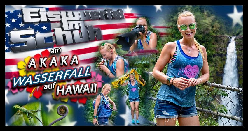 Reisebericht Hawaii Akaka Falls State Park