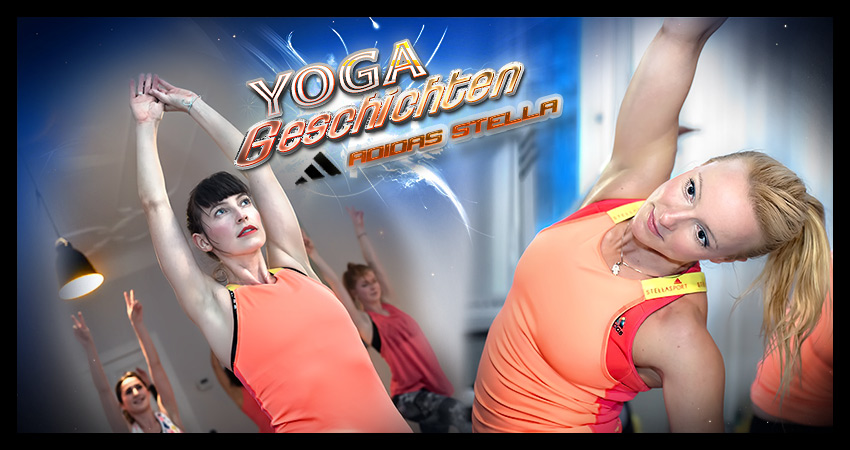 Yogageschichten: Einfach das Beste aus allem - Yoga, HIT, Kraft-Workout