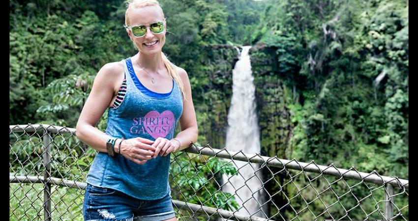 Hawaii – Big Island: Regenwald & 'Akaka Falls'