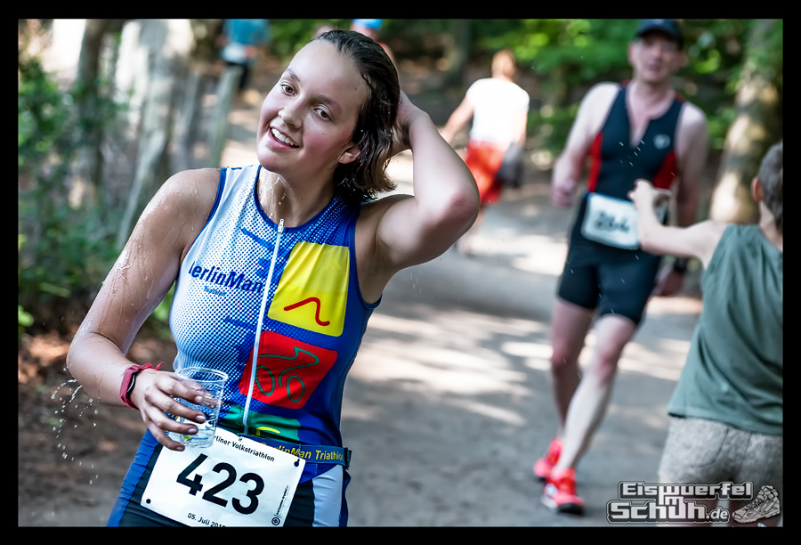 EISWUERFELIMSCHUH – Berliner Volkstriathlon 27 Triathlon Wettkampf Teil 2 (62)