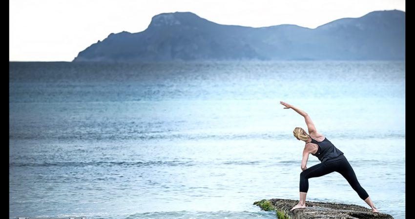 ॐ Yoga gehört zu mir