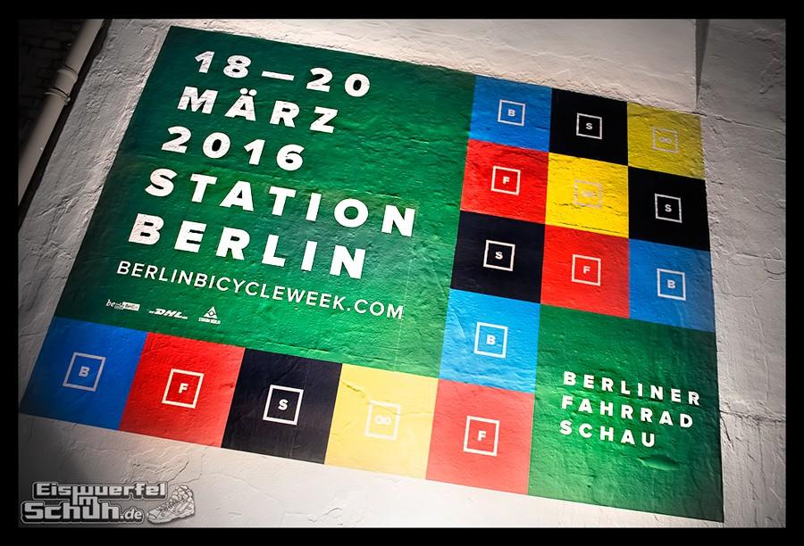 EISWUERFELIMSCHUH – Berliner Fahrrad Schau Station Berlin Messe (1)