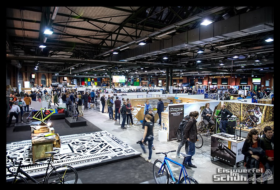 EISWUERFELIMSCHUH – Berliner Fahrrad Schau Station Berlin Messe (2)