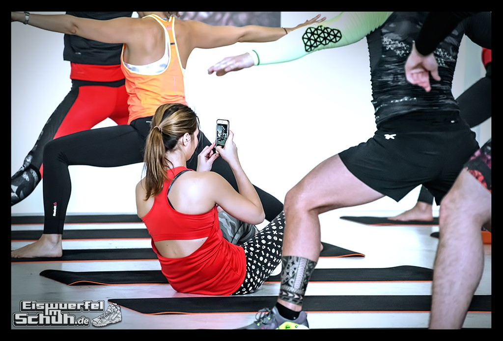 EISWUERFELIMSCHUH – Reebok ZPump Fusion Fitness Training (129)
