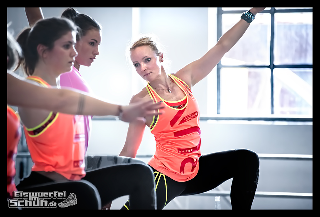 EISWUERFELIMSCHUH – Reebok ZPump Fusion Fitness Training (131)