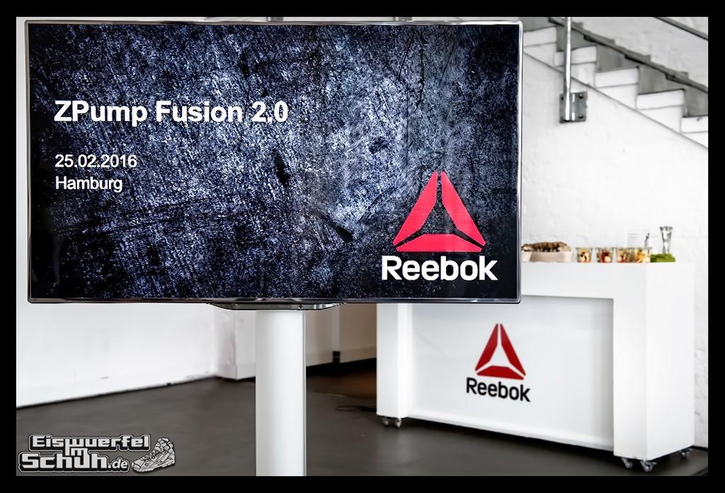 EISWUERFELIMSCHUH – Reebok ZPump Fusion Fitness Training (33)