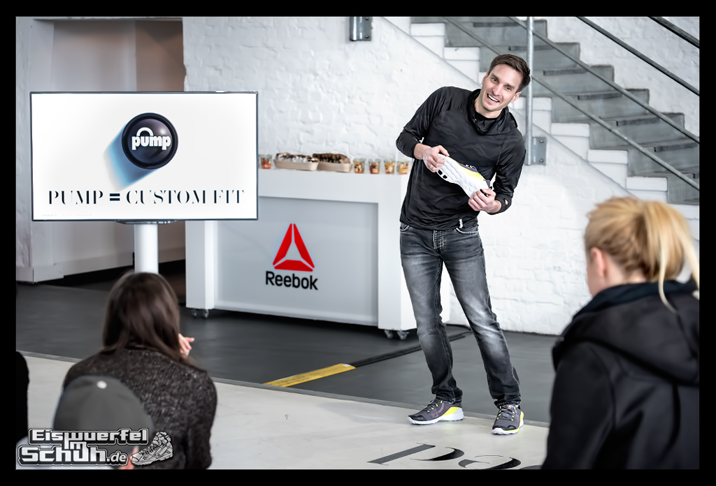 EISWUERFELIMSCHUH – Reebok ZPump Fusion Fitness Training (37)