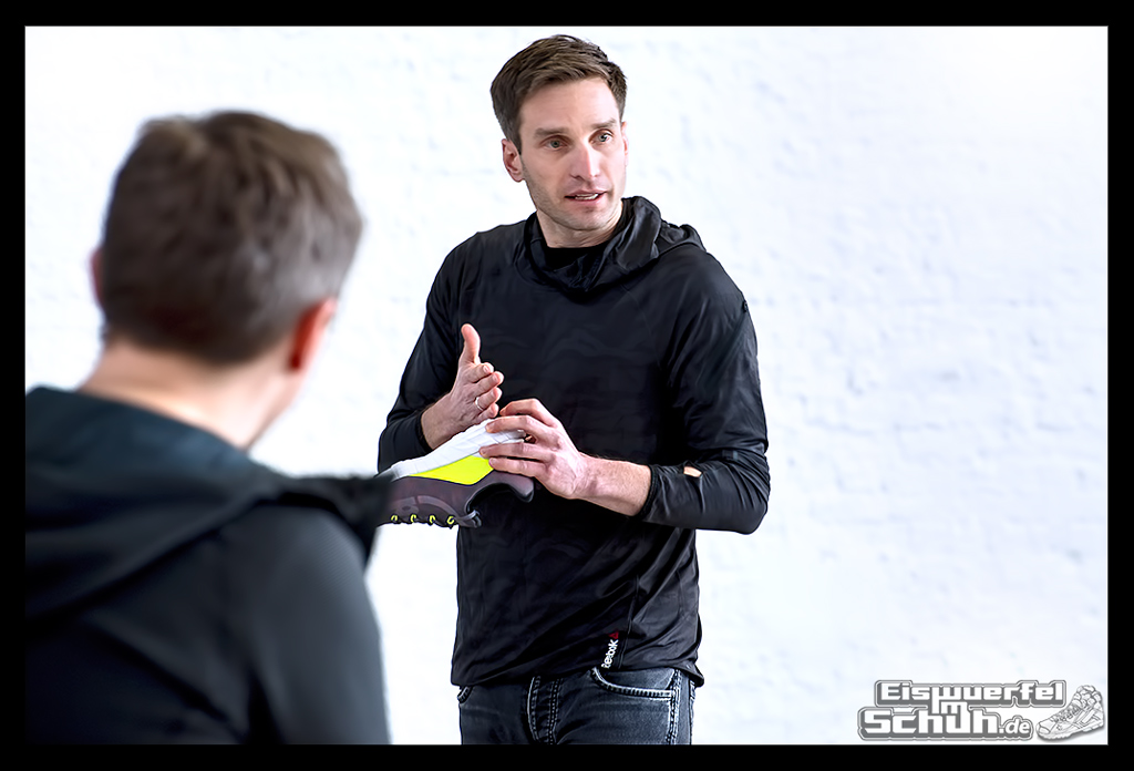 EISWUERFELIMSCHUH – Reebok ZPump Fusion Fitness Training (38)