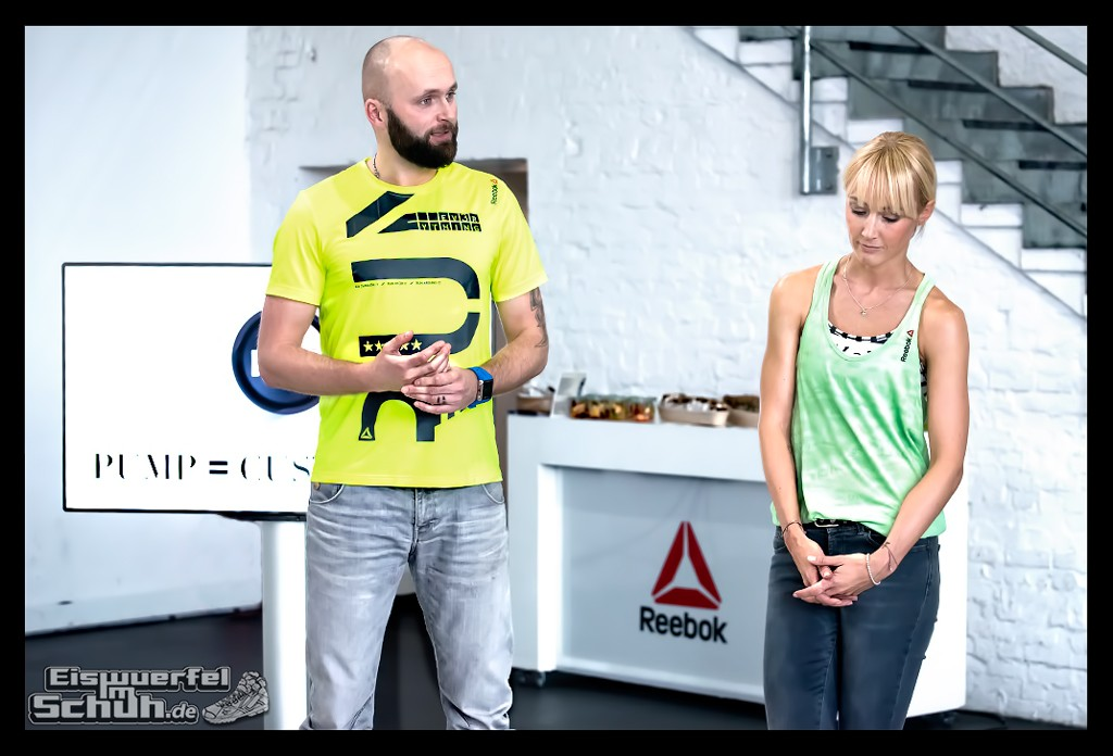 EISWUERFELIMSCHUH – Reebok ZPump Fusion Fitness Training (46)