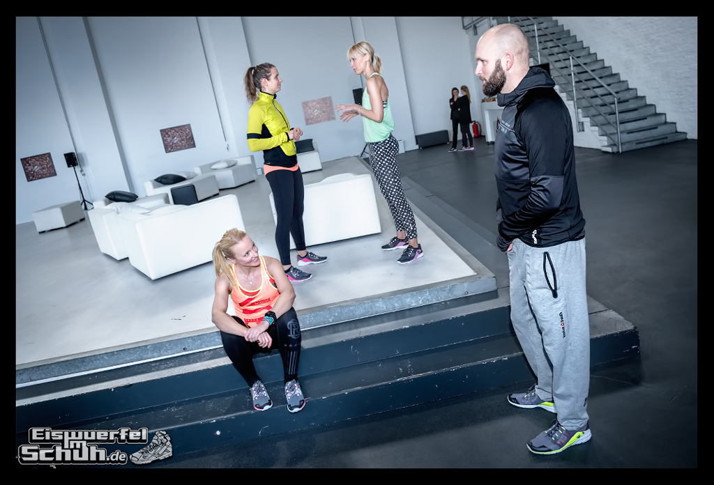 EISWUERFELIMSCHUH – Reebok ZPump Fusion Fitness Training (57)