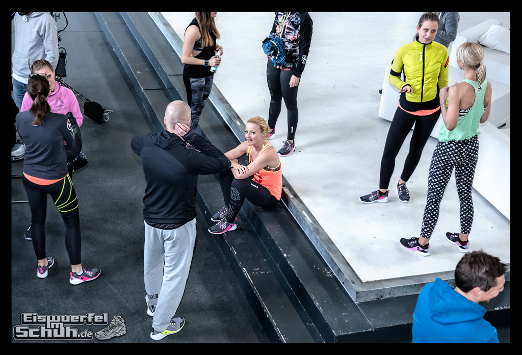 EISWUERFELIMSCHUH – Reebok ZPump Fusion Fitness Training (59)