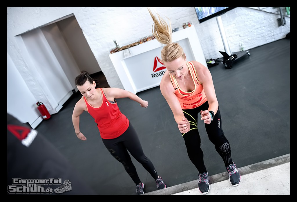 EISWUERFELIMSCHUH – Reebok ZPump Fusion Fitness Training (85)