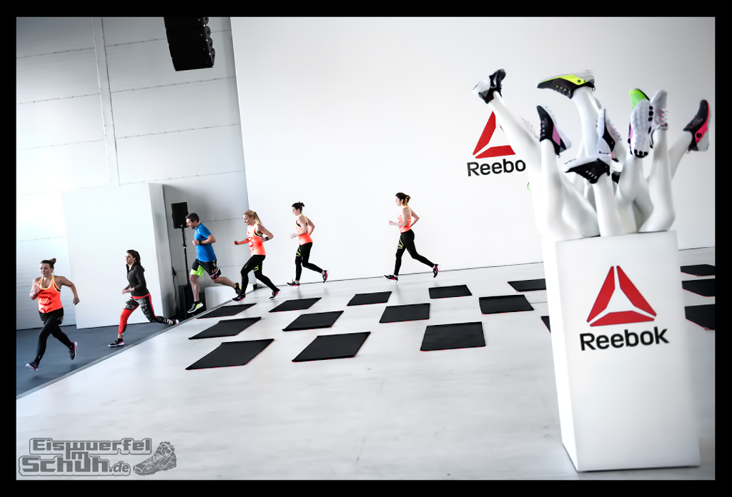 EISWUERFELIMSCHUH – Reebok ZPump Fusion Fitness Training (90)