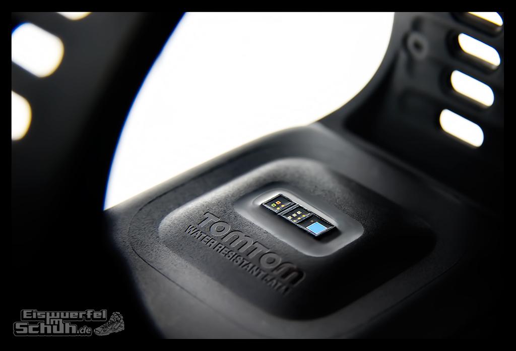EISWUERFELIMSCHUH – TomTom Spark Cardio Multisport Laufen Fitnesstracker Herzfrequenz GPS Test Review (10)