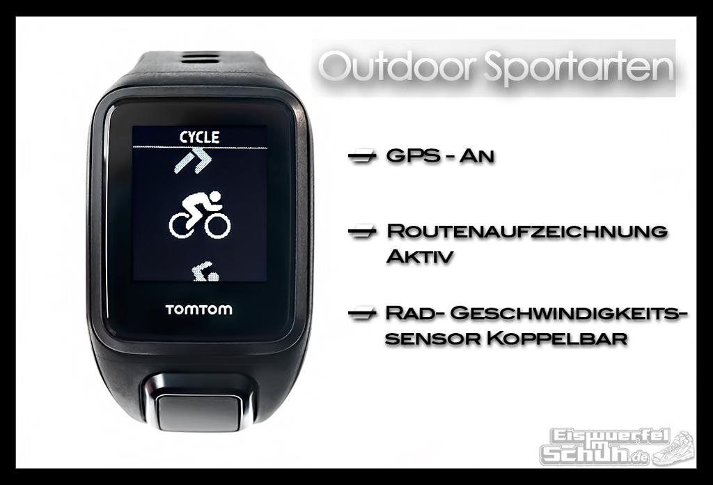 EISWUERFELIMSCHUH – TomTom Spark Cardio Multisport Laufen Fitnesstracker Herzfrequenz GPS Test Review (23)
