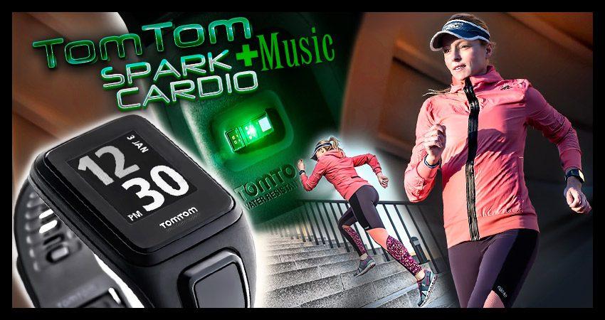 TomTom Spark – Review – Herzfrequenz & Musik am Handgelenk