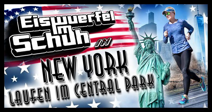 Laufgeschichten New York I: Central Park