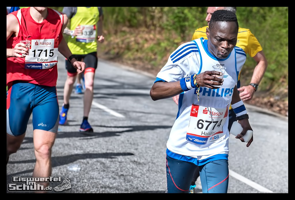 EISWUERFELIMSCHUH – Hamburg Marathon Laufen Haspa Mizuno (38)