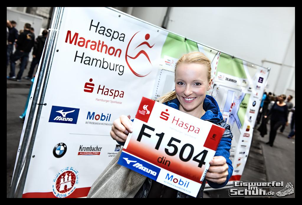 EISWUERFELIMSCHUH – Hamburg Marathon Laufen Haspa Mizuno Messe (1)