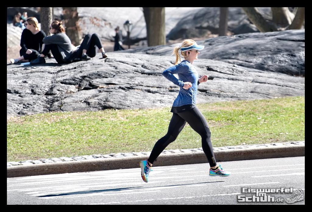EISWUERFELIMSCHUH – Laufen Im Central Park Von New York (46)