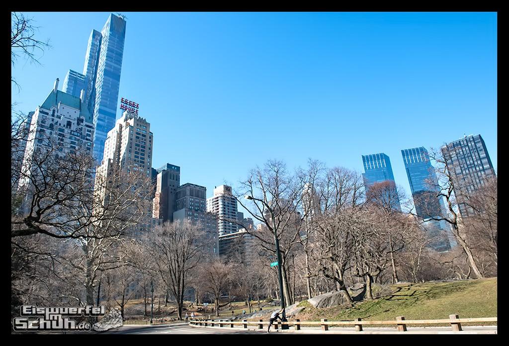 EISWUERFELIMSCHUH – Laufen Im Central Park Von New York (5)
