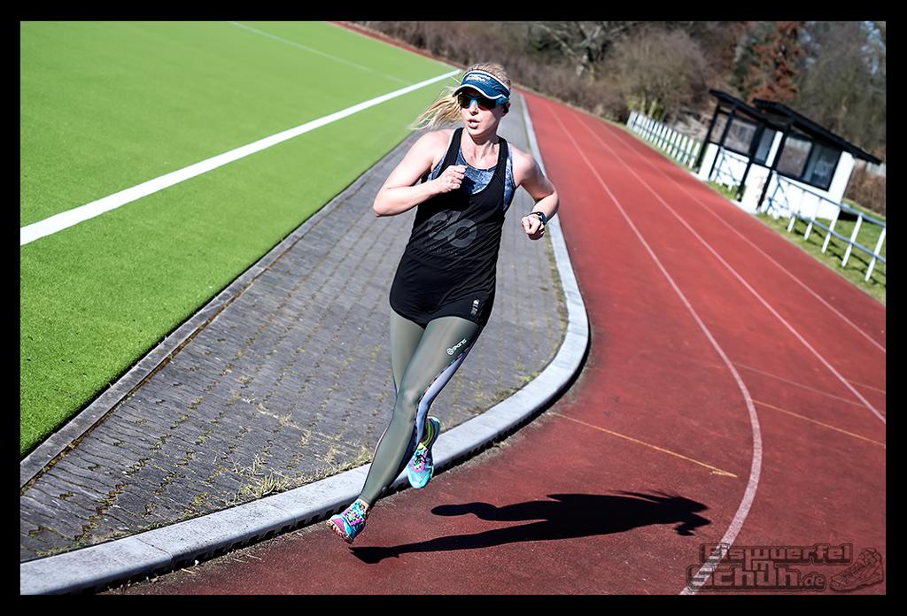 EISWUERFELIMSCHUH – Laufen Training Triathlon Tartanbahn Salming Skins Dosportlive Garmin (5)