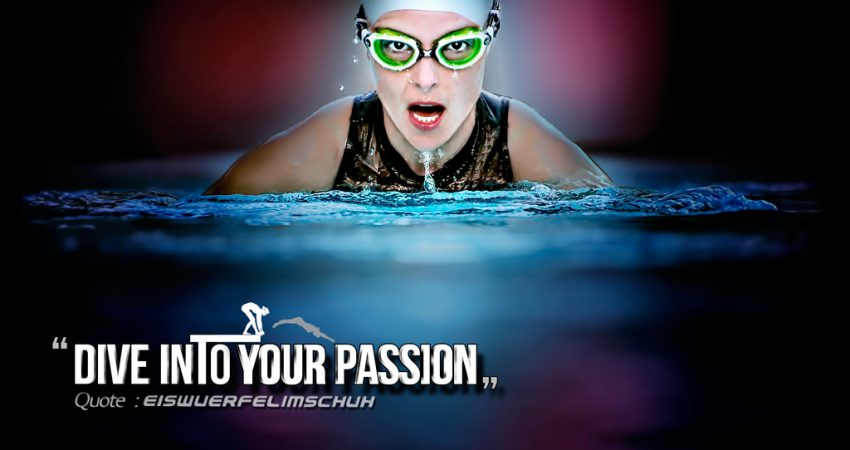 Ich wünsche euch ein passioniertes Sportjahr 2015!