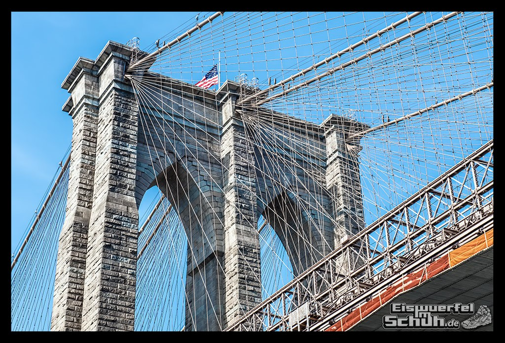 EISWUERFELIMSCHUH – New York Brücken Manhatten Brooklyn Williamsburg World Trade Center Queensboro (39)