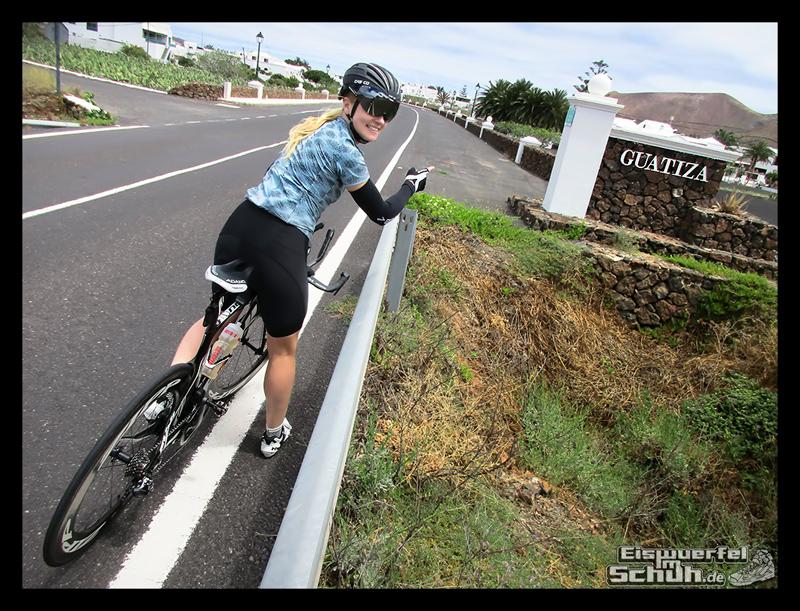EISWUERFELIMSCHUH – Radgeschichten Lanzarote Triathlon Training 001