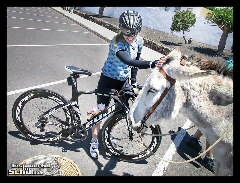 EISWUERFELIMSCHUH – Radgeschichten Lanzarote Triathlon Training 006